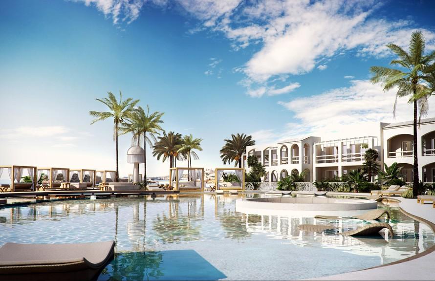 hotel ibiza stadt talamanca